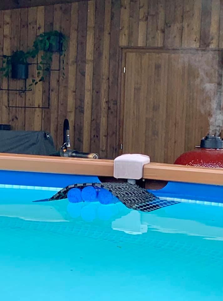 Einfache Pool-Sicherung rettet Leben